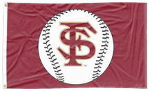 Load image into Gallery viewer, Florida State - Seminoles Baseball 3x5 Flag