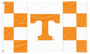 Tenneesee - T Checkerboard 3x5 Applique Flag
