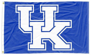 Kentucky - UK Wildcats Blue 3x5 Flag