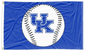 Kentucky - Wildcats Baseball 3x5 Flag