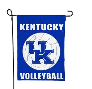 Kentucky - Wildcats Volleyball Garden Flag
