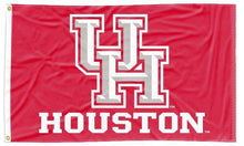 Load image into Gallery viewer, Houston - UH Cougars Red 3x5 Flag