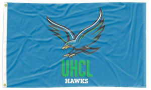 Houston - Clearwater Blue 3x5 Flag