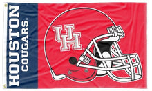 Load image into Gallery viewer, Houston - Cougars Football 3x5 Flag