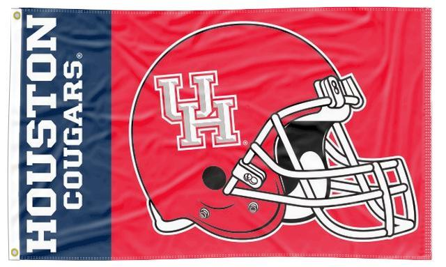 Houston - Cougars Football 3x5 Flag