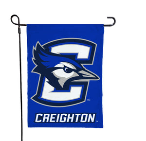 Creighton - Bluejays Blue Garden Flag