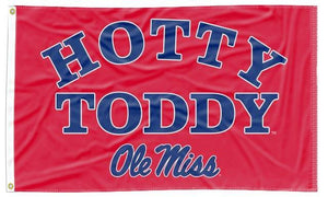 Mississippi - Ole Miss Hotty Toddy 3x5 Flag