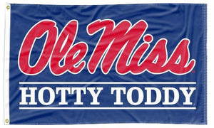 Mississippi - Hotty Toddy 3x5 Flag