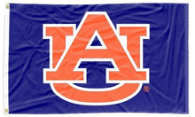 Load image into Gallery viewer, Auburn - Tigers Blue 3x5 Flag