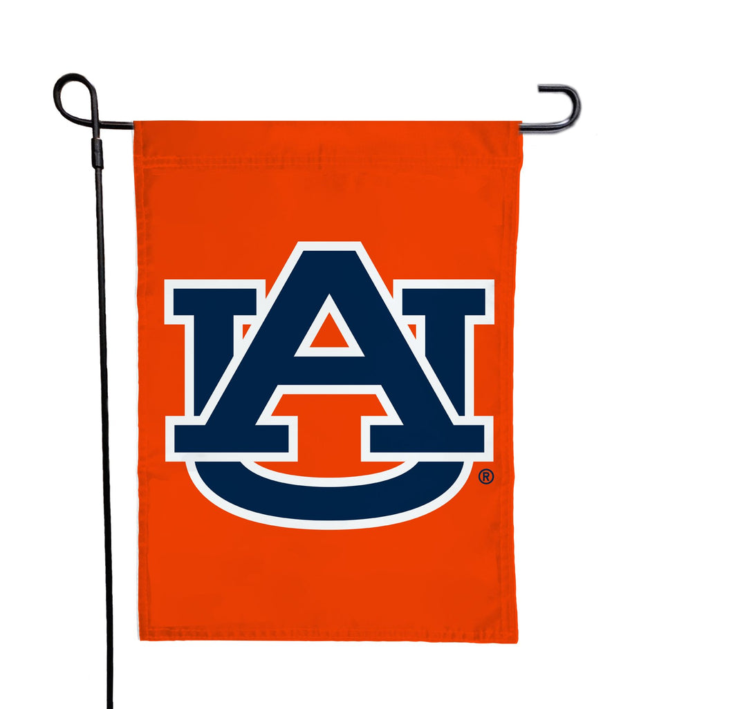 Auburn - AU Orange Garden Flag