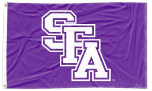Stephen F. Austin - SFA Purple 3x5 Flag