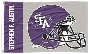 Stephen F. Austin - Lumberjacks Football 3x5 Flag