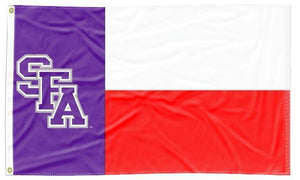 Stephen F. Austin - State of Texas 3x5 Flag