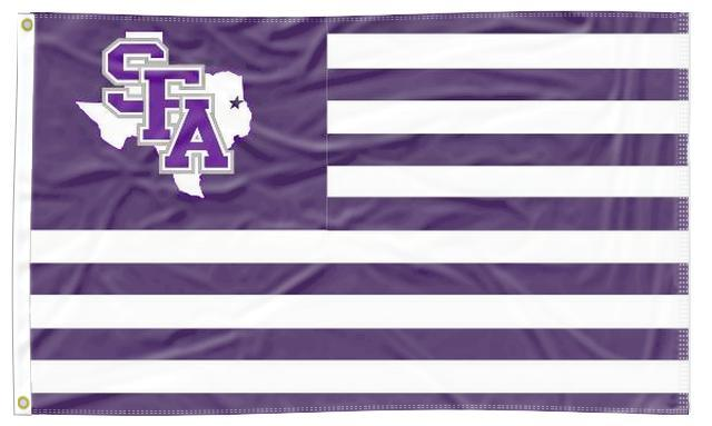 Stephen F. Austin - Lumberjacks National 3x5 Flag