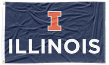 Load image into Gallery viewer, Illinois - I Illinois Blue 3x5 Flag