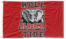 Load image into Gallery viewer, Alabama - Roll Tide 3x5 Flag
