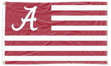 Load image into Gallery viewer, Alabama - Crimson Tide National 3x5 Applique Flag