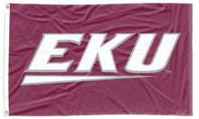 Load image into Gallery viewer, Eastern Kentucky - Colonels Maroon 3x5 Flag