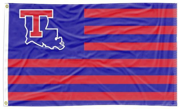 Louisiana Tech - Bulldogs National 3x5 Flag