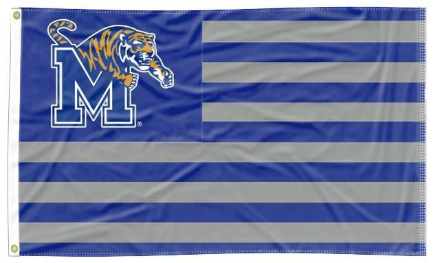 Memphis - Tigers National 3x5 Flag