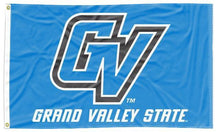Load image into Gallery viewer, Grand Valley State - GVSU Lakers Blue 3x5 Flag