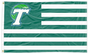 Tulane - Green Wave National 3x5 Flag