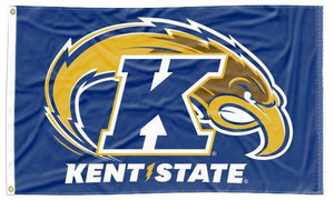 Kent State - Golden Flashes 3x5 Flag