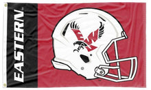 Load image into Gallery viewer, Eastern Washignton - Eagles Football 3x5 Flag