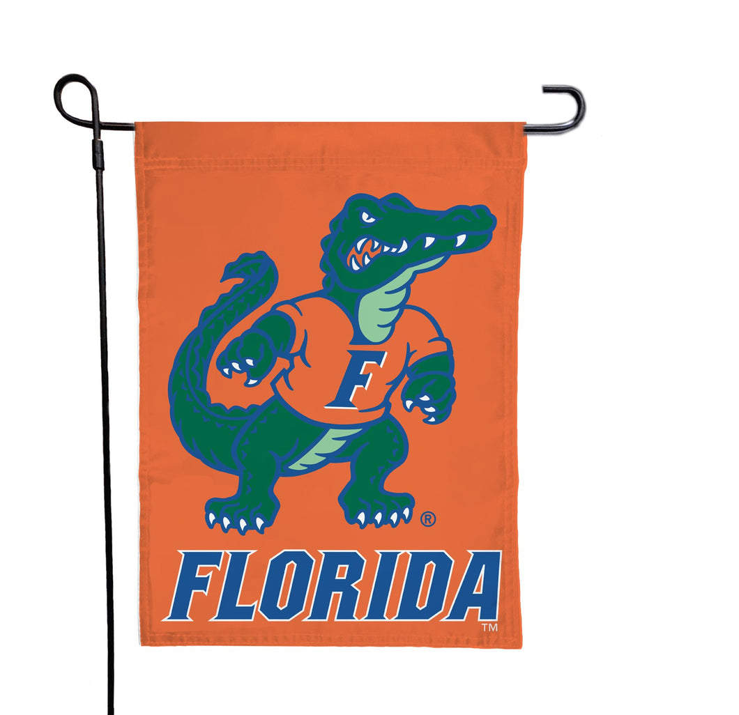 Florida - Gators Albert Orange Garden Flag