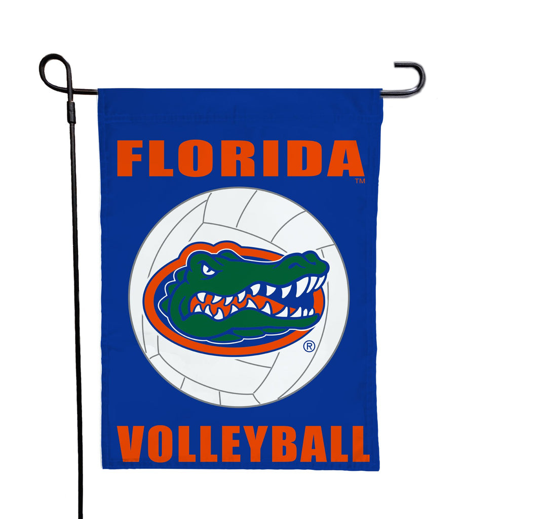 Florida - Gators Volleyball Garden Flag