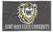 Load image into Gallery viewer, Fort Hays State - Tigers 3x5 Flag