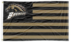 Western Michigan - Broncos National 3x5 Flag