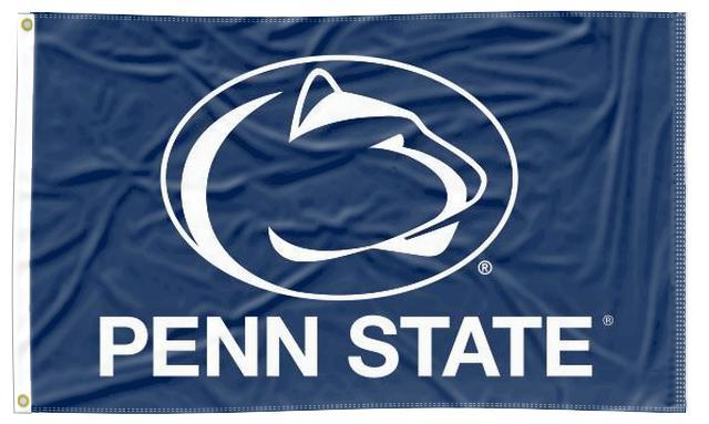 Penn State - Nittany Lions 3x5 Flag