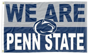 Penn State - We Are Penn State 3x5 Flag