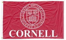 Load image into Gallery viewer, Cornell - University Seal 3x5 Flag