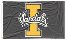 Load image into Gallery viewer, Idaho - Gold I Vandals Black 3x5 Flag