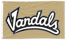 Load image into Gallery viewer, Idaho - Vandals Gold 3x5 Flag