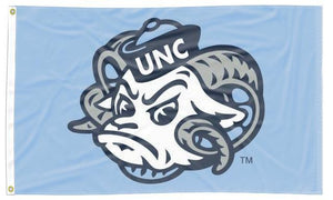 North Carolina - Rameses Head 3x5 Applique Flag
