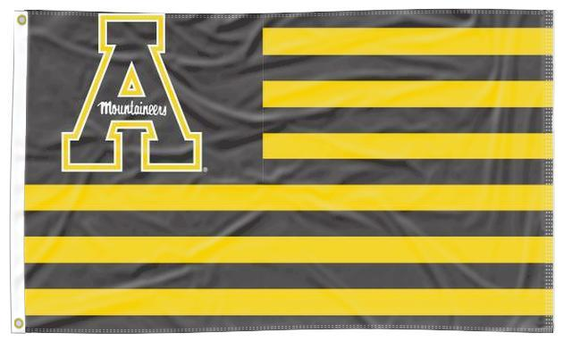 Appalachian State - Mountaineers National 3x5 Flag
