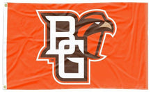 Load image into Gallery viewer, Bowling Green - BG Flacons Orange 3x5 Flag