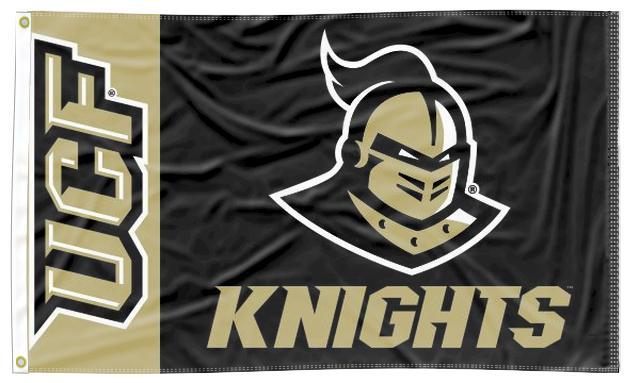 Central Florida - UCF Knights 3x5 Flag