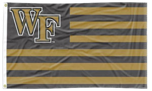 Wake Forest - Demon Deacons National 3x5 Flag