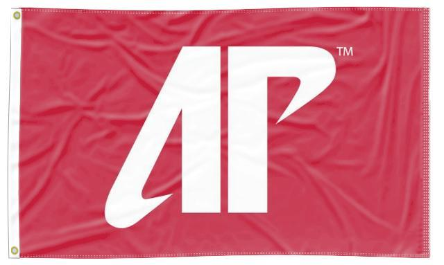 Austin Peay - Governors Red 3x5 Applique Flag