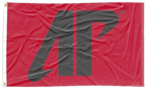 Austin Peay - AP Red 3x5 Flag