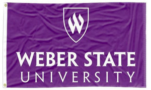 Weber State - University Purple 3x5 Flag