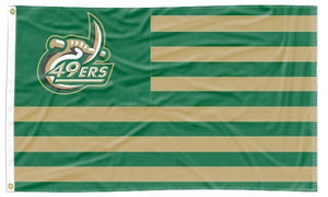 Charlotte - 49ers National 3x5 Flag