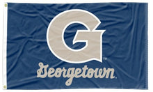 Load image into Gallery viewer, Georgetown - Hoyas Blue 3x5 Flag