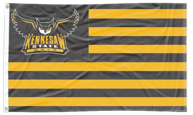 Kennesaw State - Owls National 3x5 Flag