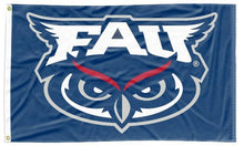 Load image into Gallery viewer, Florida Atlantic - FAU Owls 3x5 Flag