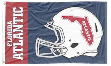 Load image into Gallery viewer, Florida Atlantic - Owls Football 3x5 Flag